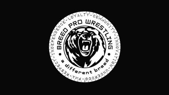 Breed Pro Wrestling logo