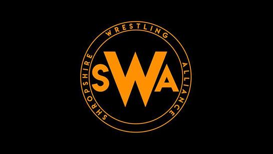 Shropshire Wrestling Alliance logo