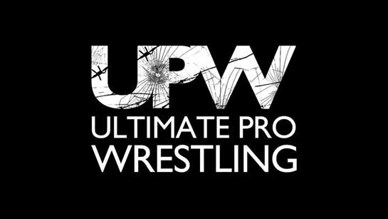 Ultimate Pro Wrestling logo